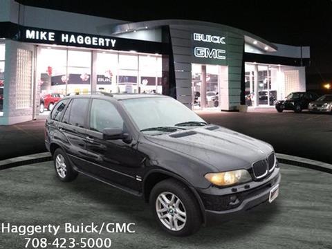 2006 BMW X5 for sale in Oak Lawn, IL
