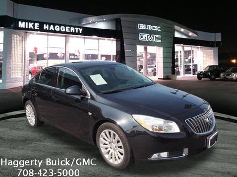 2011 Buick Regal for sale in Oak Lawn IL
