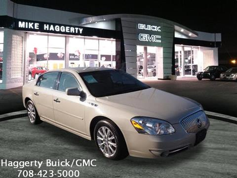 2010 Buick Lucerne for sale in Oak Lawn IL