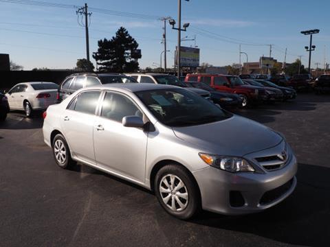 2011 Toyota Corolla for sale in Oak Lawn IL