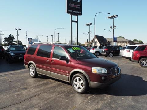 2006 Pontiac Montana SV6 for sale in Oak Lawn, IL
