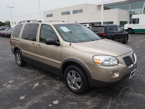 2005 Pontiac Montana SV6 for sale in Oak Lawn, IL
