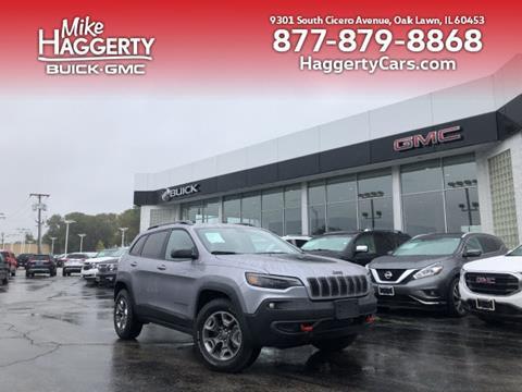 2019 Jeep Cherokee for sale in Oak Lawn, IL