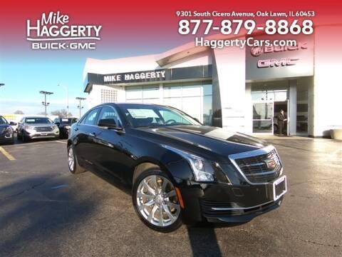 2017 Cadillac ATS for sale in Oak Lawn, IL