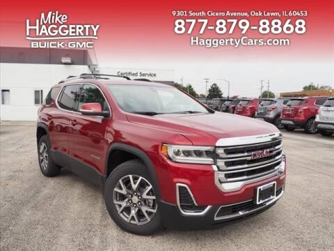 2020 GMC Acadia SLE for sale at Mike Haggerty Buick GMC in Oak Lawn IL