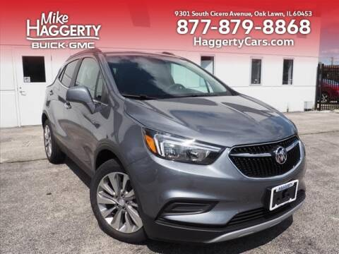 2020 Buick Encore Preferred for sale at Mike Haggerty Buick GMC in Oak Lawn IL