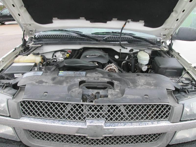 2003 Chevrolet Silverado 1500 4dr Extended Cab Rwd LB - Hutchinson MN