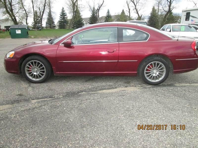 2005 Chrysler Sebring Limited 4dr Sedan - Hutchinson MN