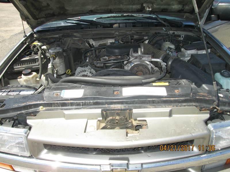 1999 Chevrolet Blazer 4dr LT 4WD SUV - Hutchinson MN