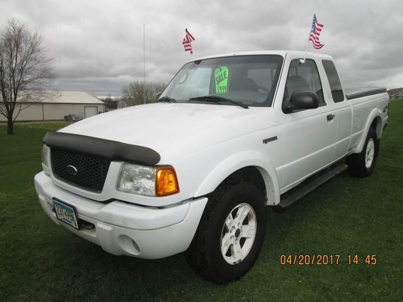 2003 Ford Ranger 4dr SuperCab Edge Plus 4WD SB - Hutchinson MN
