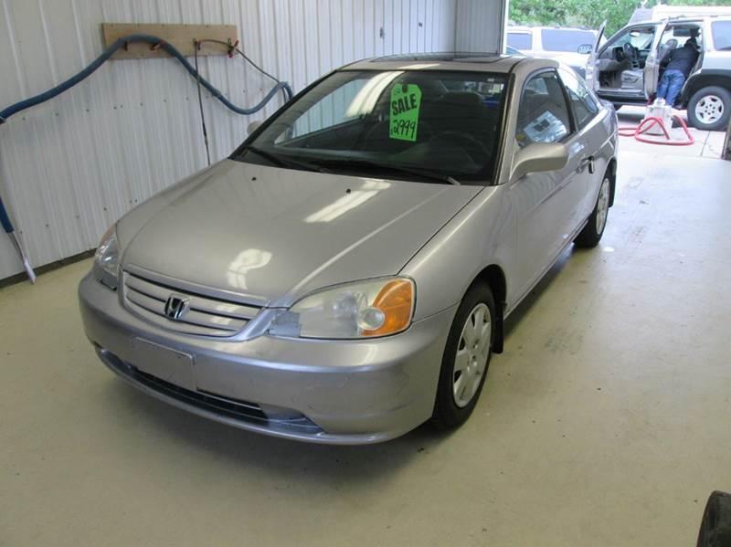 2002 Honda Civic EX 4dr Sedan - Hutchinson MN