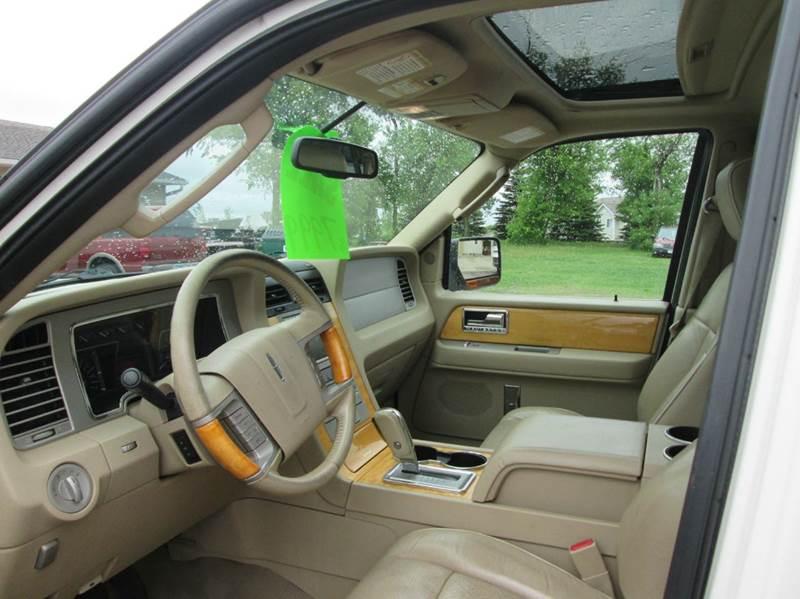 2007 Lincoln Navigator L Luxury 4dr SUV 4WD - Hutchinson MN