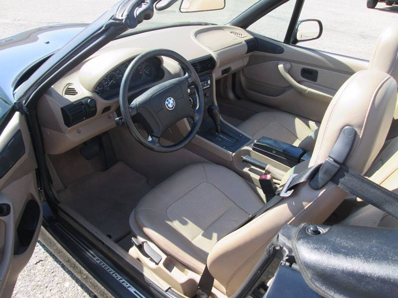 1997 BMW Z3 1.9 2dr Convertible - Hutchinson MN