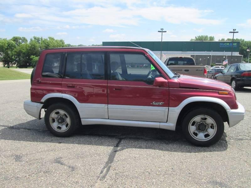1998 Suzuki Sidekick 4dr Sport JX 4WD SUV - Hutchinson MN