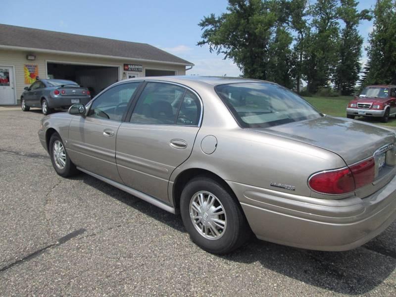 2002 Buick LeSabre Custom 4dr Sedan - Hutchinson MN