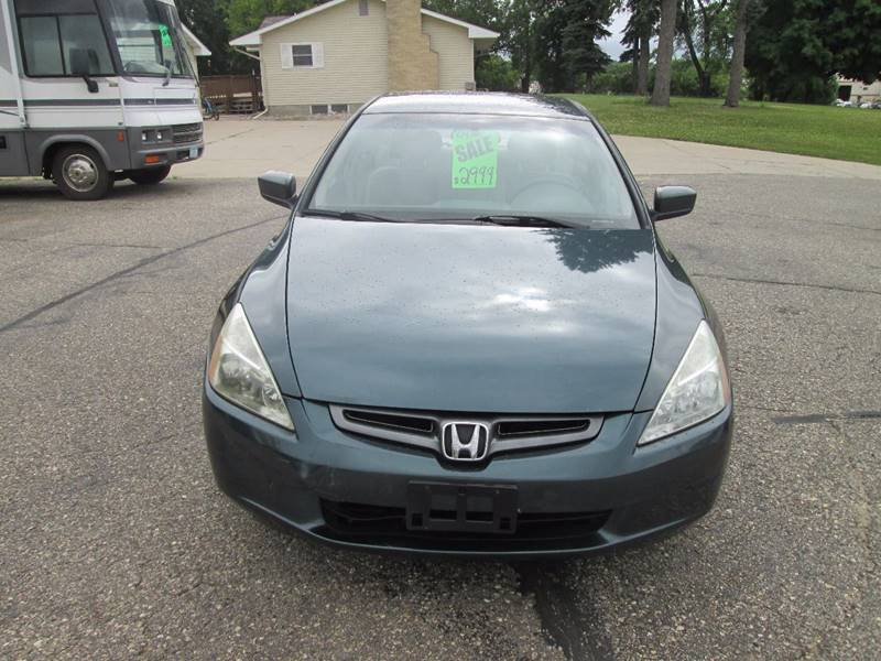 2004 Honda Accord LX 4dr Sedan - Hutchinson MN