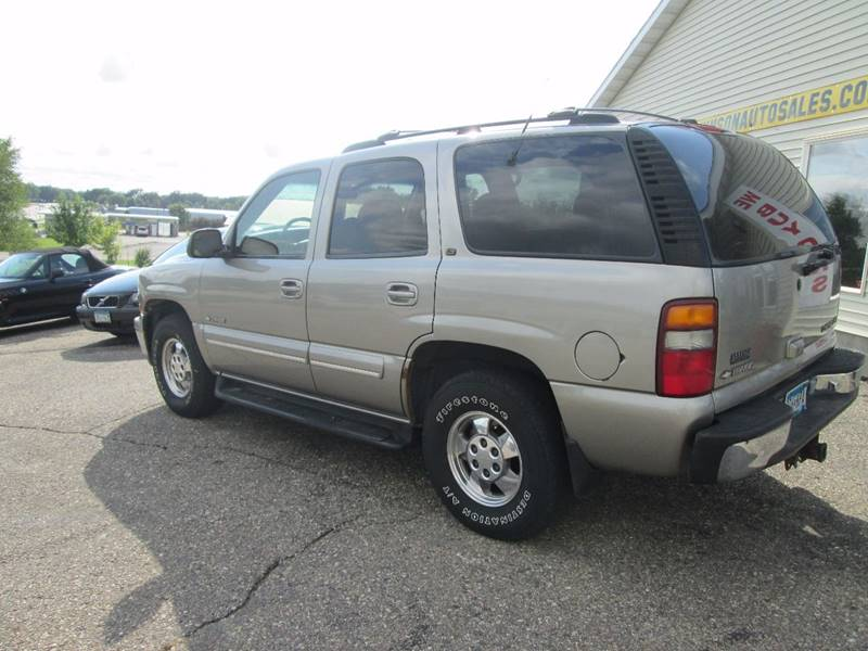 2000 Chevrolet Tahoe 4dr LT 4WD SUV - Hutchinson MN