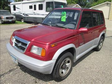 1998 Suzuki Sidekick for sale in Hutchinson, MN