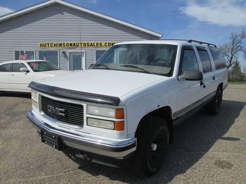 1999 GMC Suburban for sale in Hutchinson, MN