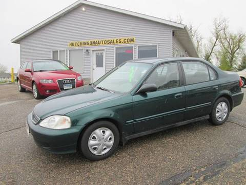 2000 Honda Civic for sale in Hutchinson, MN