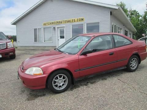 1996 Honda Civic for sale in Hutchinson, MN