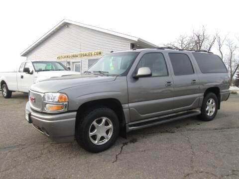 2005 GMC Yukon XL Denali for sale at Hutchinson Auto Sales in Hutchinson MN