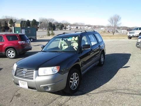 2006 Subaru Forester 2.5 X L.L.Bean Edition for sale at Hutchinson Auto Sales in Hutchinson MN