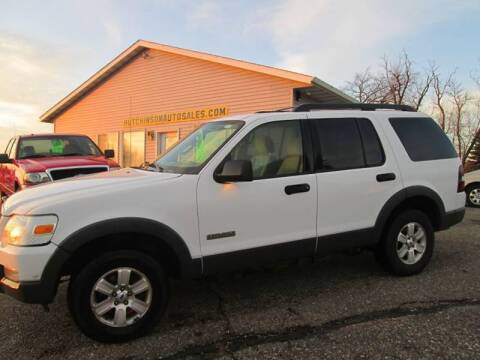 2006 Ford Explorer XLT for sale at Hutchinson Auto Sales in Hutchinson MN