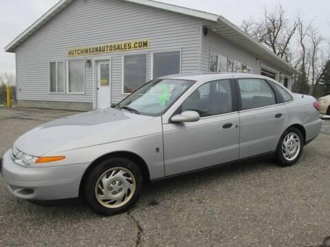 2000 Saturn L-Series LS for sale at Hutchinson Auto Sales in Hutchinson MN