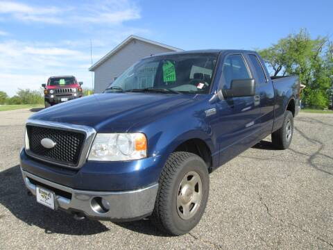 2007 Ford F-150 XLT for sale at Hutchinson Auto Sales in Hutchinson MN