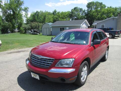 2006 Chrysler Pacifica Touring for sale at Hutchinson Auto Sales in Hutchinson MN