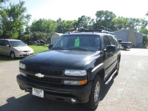 2004 Chevrolet Suburban 1500 Z71 for sale at Hutchinson Auto Sales in Hutchinson MN