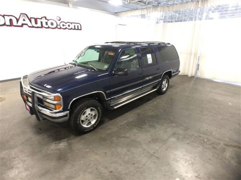 1995 Chevrolet Suburban for sale in Sioux Falls, SD