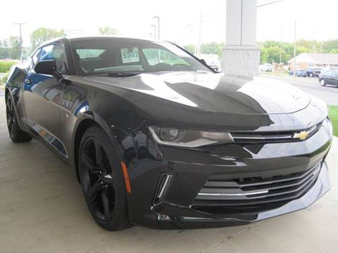 2018 Chevrolet Camaro for sale in Hillsboro, OH