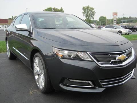 2018 Chevrolet Impala for sale in Hillsboro, OH