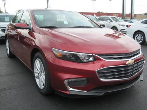 2017 Chevrolet Malibu for sale in Hillsboro, OH