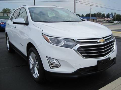 2018 Chevrolet Equinox for sale in Hillsboro, OH
