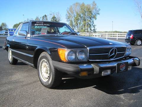 1979 Mercedes-Benz 450-Class for sale in Hillsboro, OH