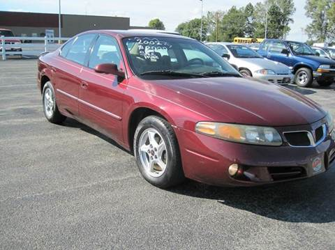 2002 Pontiac Bonneville for sale in Hillsboro, OH