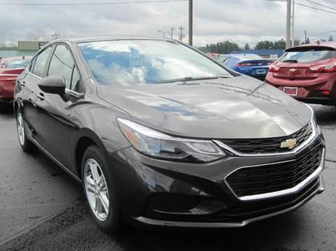 2017 Chevrolet Cruze for sale in Hillsboro, OH