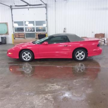 1997 Pontiac Firebird for sale in Worthing, SD