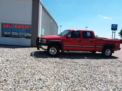 2001 Chevrolet Silverado 1500HD for sale in Worthing, SD