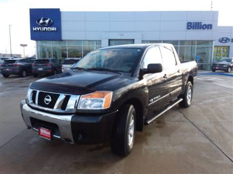 2009 Nissan Titan for sale in Iowa City, IA