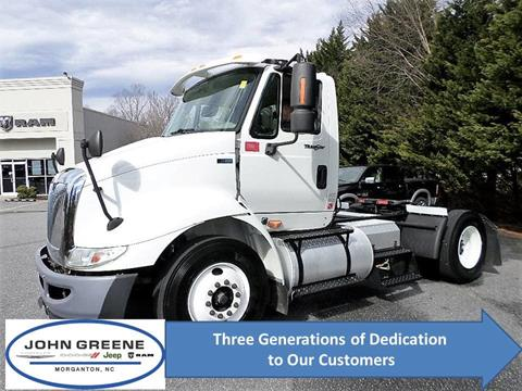 2012 International TranStar 8600 for sale in Morganton, NC
