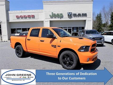 2019 RAM Ram Pickup 1500 Classic for sale at John Greene Chrysler Dodge Jeep Ram in Morganton NC