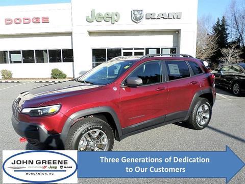 2019 Jeep Cherokee for sale in Morganton, NC