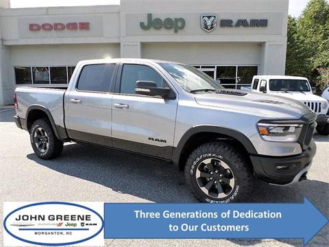 2019 RAM Ram Pickup 1500 for sale at John Greene Chrysler Dodge Jeep Ram in Morganton NC