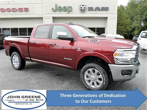 2019 RAM Ram Pickup 3500 for sale at John Greene Chrysler Dodge Jeep Ram in Morganton NC