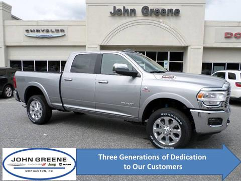 2019 RAM Ram Pickup 2500 for sale at John Greene Chrysler Dodge Jeep Ram in Morganton NC