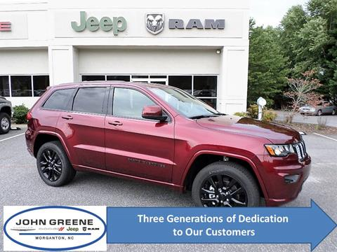 2019 Jeep Grand Cherokee for sale in Morganton, NC
